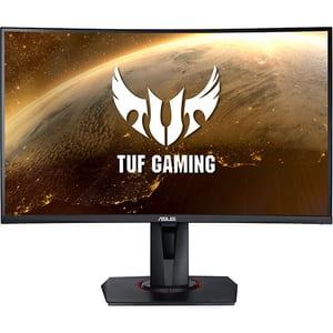 """Monitor Gaming curbat LED VA ASUS TUF VG27VQ, 27"""", Full HD, 165Hz, Freesync Premium, negru"""