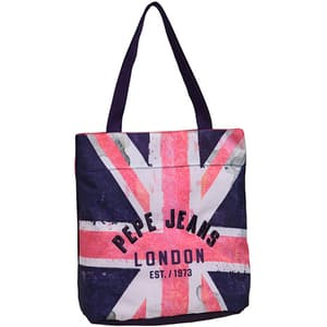 Geanta shopping PEPE JEANS LONDON Bonny Girl 60265.51, multicolor
