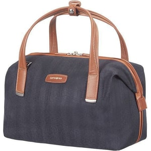 Beauty case voiaj SAMSONITE Lite DLX-002, 37 cm, albastru