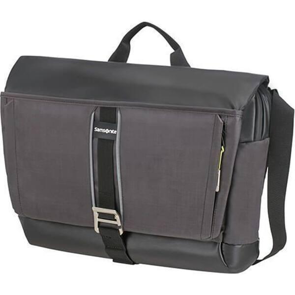 Geanta laptop SAMSONITE Mesenger, negru