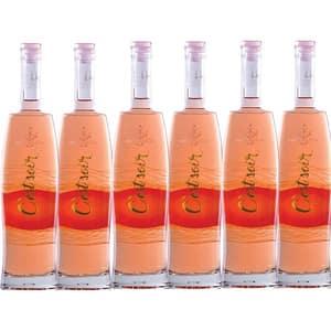 Vin rose sec Hermeziu C'est Soir Busuioaca de Bohotin, 0.75L, 6 sticle