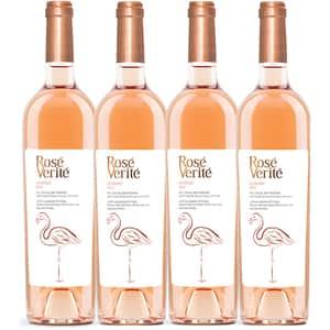 Vin rose demisec Vincon Rose Verite  Demisec, 0.75L, 4 sticle