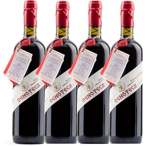 Vin rosu sec Vincom Oenoteca Cabernet Sauvignon Sec 2013, 0.75L, 4 sticle