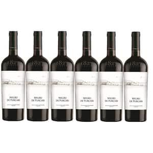 Vin rosu sec PURCARI Negru de Purcari, 0.75l, 6 sticle