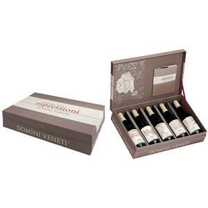 Vin rosu sec, Amarone Della Valpolicella Classico DOCG Espressioni, 0.75L, 5 sticle + Cutie cadou