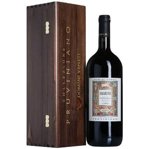 Vin rosu sec Domini Veneti Pruviniano Amarone, 1.5L + Cutie cadou