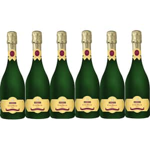Vin spumant alb dulce Angelli Cuvee Deluxe, 0.75L, 6 sticle