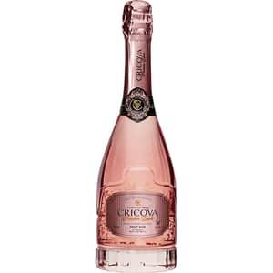 Vin spumant rose brut Cricova Premium Cuvee, Chardonnay, Pinot Noir, 0.75L