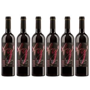 Vin rosu sec Crama Agrici Ialoveni Cupaj, 0.75l, 6 sticle