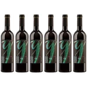 Vin rosu sec Crama Agrici Ialoveni Feteasca Neagra, 0.75l, 6 sticle