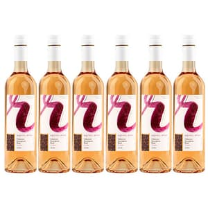 Vin rosu sec Crama Agrici Ialoveni Cabernet Sauvignon, 0.75l, 6 sticle