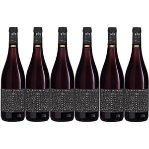 Vin rosu sec Villa Vinea Muzeul Taranului Feteasca Neagra, 0.75l, 6 sticle