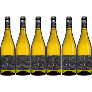 Vin alb sec Villa Vinea Muzeul Taranului Feteasca Regala, 0.75l, 6 sticle