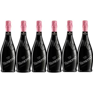 Vin spumant Prosecco rose Mionetto Prosecco Rose DOC, 0.75L, 6 sticle