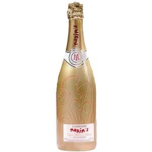 Sampanie alba MAXIM'S DE PARIS Champagne Or Cuvee Blancs de blancs, 0.75L