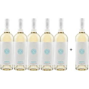 Vin rose sec Averesti Nativus Chardonnay, 0.75L, 5+1 sticle