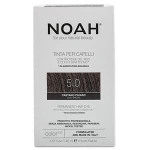 Vopsea de par NOAH, 5.0 Saten deschis, 140ml