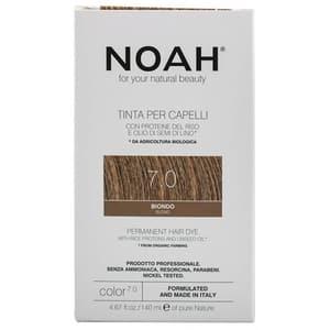 Vopsea de par NOAH, 7.0 Blond, 140ml