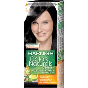 Vopsea de par GARNIER  Color Naturals, 1 Negru, 110ml