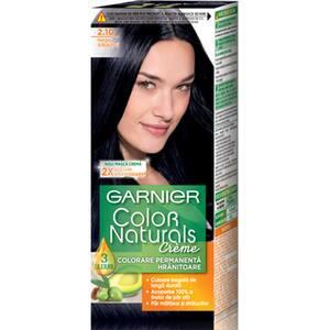 Vopsea de par GARNIER  Color Naturals, 2.0 Negru Abanos, 110ml