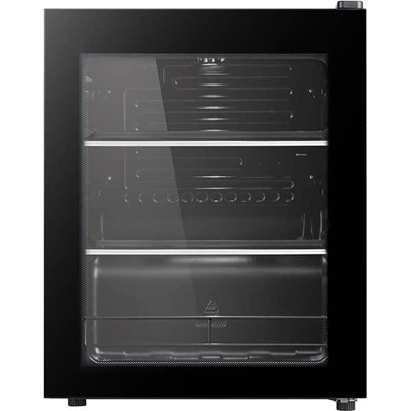 Vitrina frigorifica VORTEX VO1027, 66 l, H 64.2 cm, negru