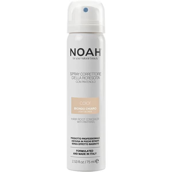 Spray corector pentru acoperirea radacinilor NOAH, Blond deschis, 75ml