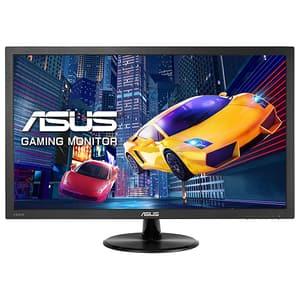 "Monitor LED TN ASUS VP228HE, 21.5"", Full HD, 60Hz, negru"