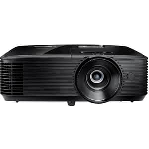 Videoproiector OPTOMA HD28e, Full HD 1920 x 1080p, 3800 lumeni, negru