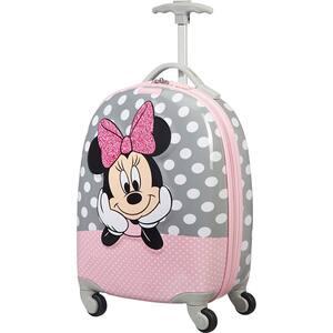 Troler copii SAMSONITE Spinner Disney Ultimate 2.0 Minnie Glitter , 46.5 cm, multicolor