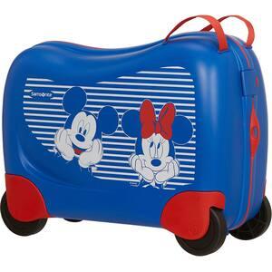 Troler copii SAMSONITE Dream Rider Disney Minnie/Mickey Stripes, 37 cm, multicolor