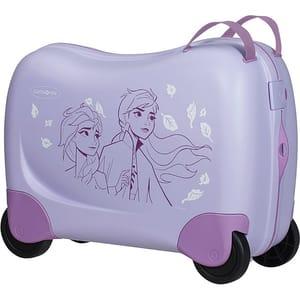 Troler copii SAMSONITE Dream Rider Deluxe Frozen II, 37 cm, multicolor