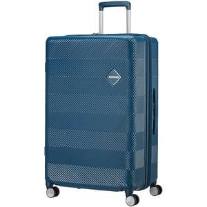 Troler AMERICAN TOURISTER Spinner FlyFlife, 77 cm, albastru