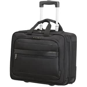 Troler laptop SAMSONITE Vectura Evo, 35 cm, negru