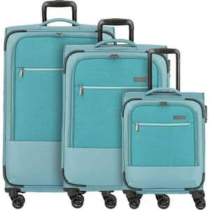 Set trolere TRAVELITE Arona SET90249-25, 55-66-77 cm, bleu