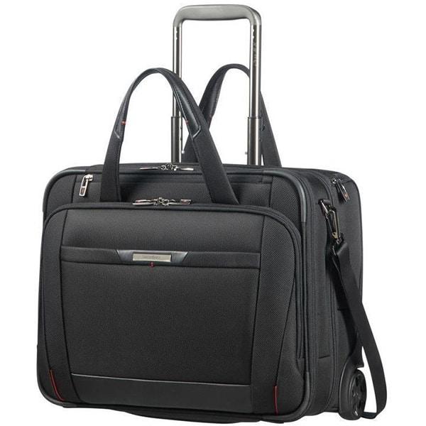 Troler laptop SAMSONITE Pro-DLX 5-013, 33 cm, negru