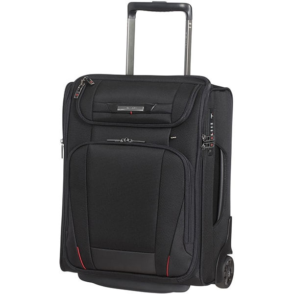 Troler SAMSONITE Upright Pro-DLX 5 UnderSeater Business, 47 cm, negru