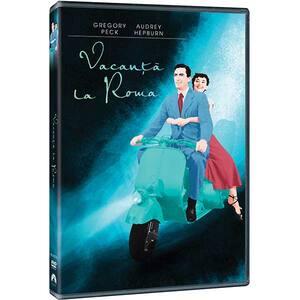 Vacanta la Roma Editie Colectie DVD