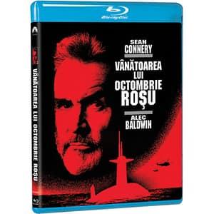 Vanatoarea lui Octombrie Rosu Blu-ray
