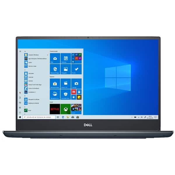 """Laptop DELL Vostro 5490, Intel Core i7-10510U pana la 4.9GHz, 14"""" Full HD, 8GB, SSD 512GB, NVIDIA GeForce MX250 2GB, Windows 10 Pro, gri"""