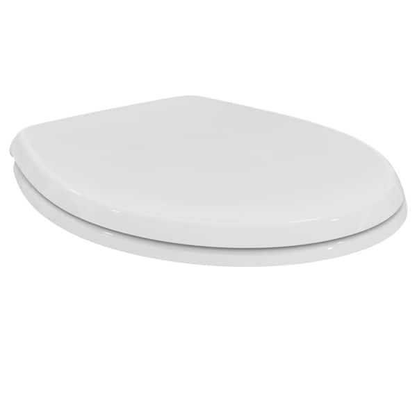 Capac WC IDEAL STANDARD Eurovit W303001, duroplast, alb