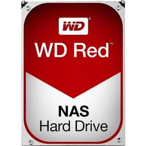 Hard Disk NAS desktop WD Red, 10TB, 5400 RPM, SATA3, 256MB, WD100EFAX