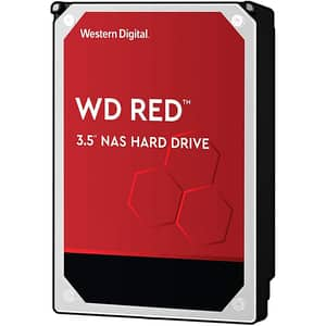 Hard Disk NAS desktop WD Red, 10TB, 5400 RPM, SATA3, 256MB, WD101EFAX