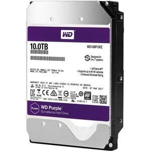 Hard Disk Supraveghere desktop WD Purple, 10TB, 7200 RPM, SATA3, 256MB, WD101PURZ