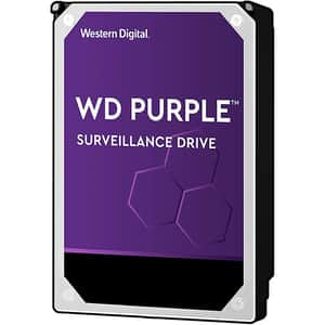 Hard Disk Supraveghere desktop WD Purple, 6TB, 5400 RPM, SATA3, 64MB, WD60PURZ