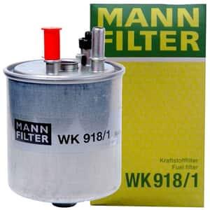Filtru combustibil MANN Wk918/1