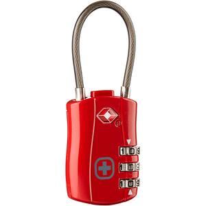 Incuietoare cu cablu WENGER 604570, zinc