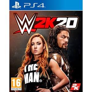 WWE 2K20 Standard Edition PS4