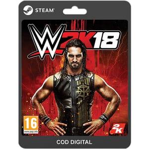 WWE 2K18 PC (licenta electronica Steam)
