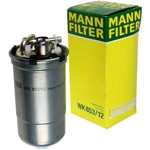 Filtru combustibil MANN Wk853/12 Seat Ibiza 4 1.9 Sdi