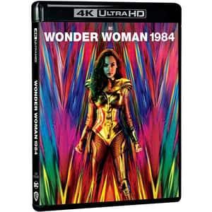 Wonder Woman 84 Blu-ray 4K